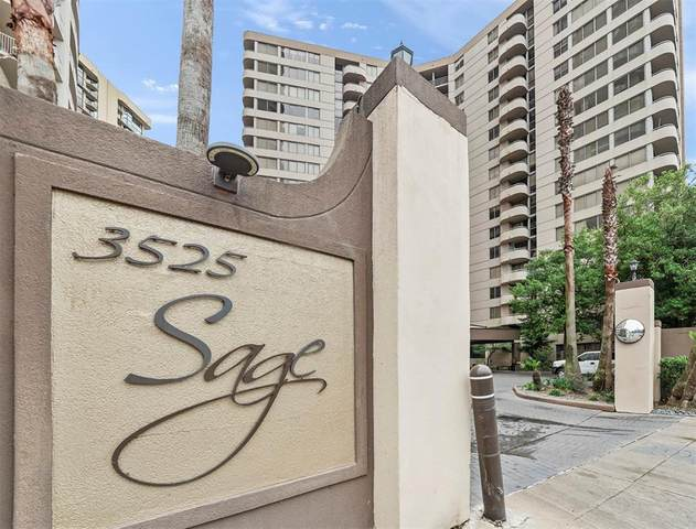 3525 Sage Road #1512, Houston, TX 77056 (MLS #27357863) :: All Cities USA Realty