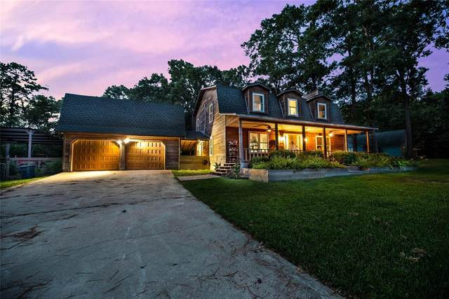 101 Eagle Bluff, Livingston, TX 77351 (MLS #27363893) :: The Home Branch