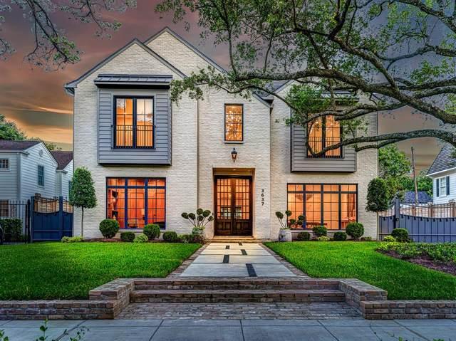 3637 Meadow Lake Lane, Houston, TX 77027 (MLS #27365214) :: Parodi Group Real Estate