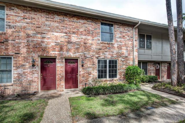 515 Tallowood Road #31, Houston, TX 77024 (MLS #27382075) :: Magnolia Realty