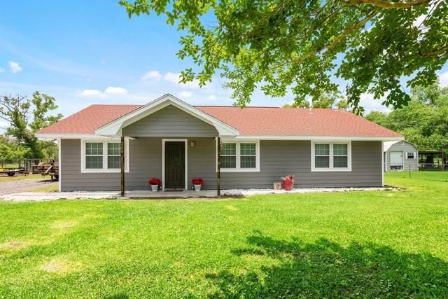 15518 W Oakland Road, Hamshire, TX 77622 (MLS #27384684) :: Caskey Realty