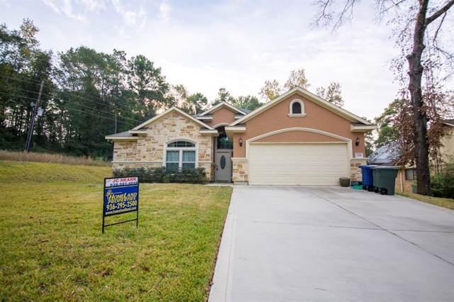 239 Evergreen Drive, Huntsville, TX 77340 (MLS #27387118) :: Ellison Real Estate Team