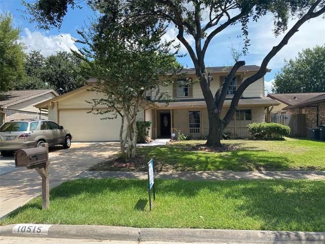 10515 Overview Drive, Sugar Land, TX 77498 (MLS #27391532) :: Christy Buck Team