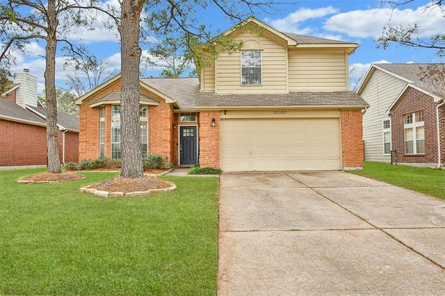15307 Chestnut Falls Drive, Cypress, TX 77433 (MLS #27404018) :: Ellison Real Estate Team