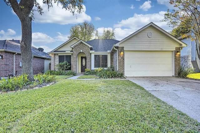 1734 Kemah Oaks Drive, Kemah, TX 77565 (MLS #27409625) :: Ellison Real Estate Team