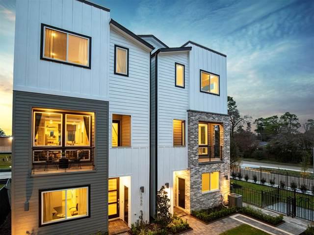 1042 Timbergrove Yards Lane, Houston, TX 77008 (MLS #27412921) :: Bay Area Elite Properties