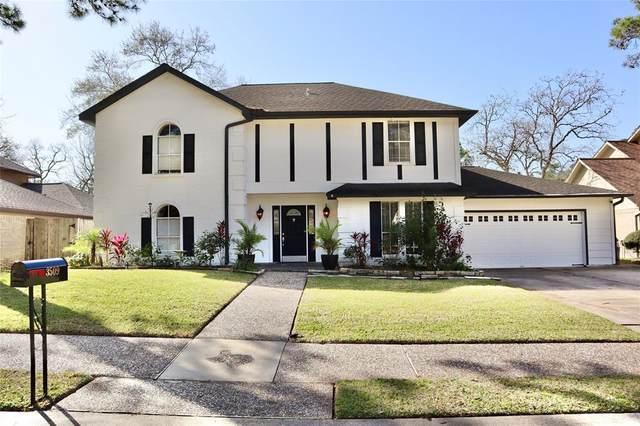 3509 Savell Drive, Baytown, TX 77521 (MLS #27417126) :: Caskey Realty