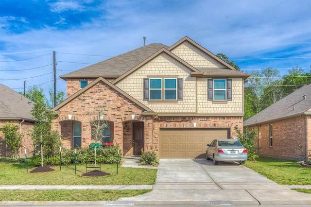 15410 Rosehill Summit Ln, Houston, TX 77044 (MLS #27421592) :: Bray Real Estate Group