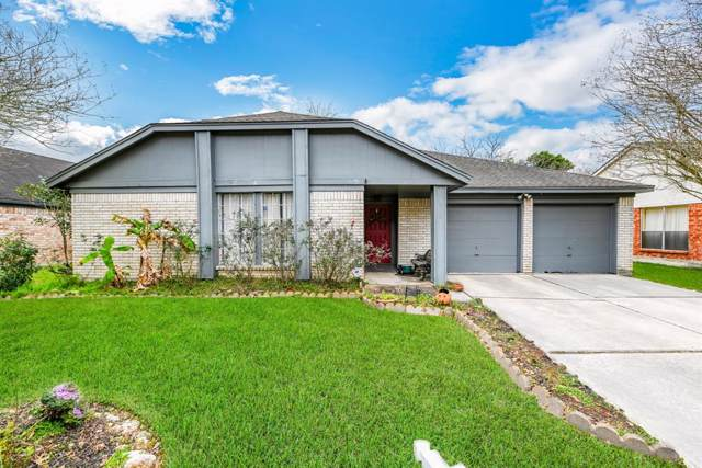838 Valley Ranch Drive, Katy, TX 77450 (MLS #27422003) :: The SOLD by George Team