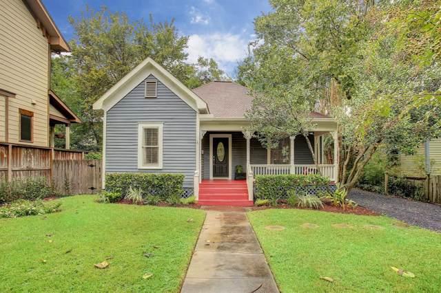 537 W 17th Street, Houston, TX 77008 (MLS #2742539) :: The Heyl Group at Keller Williams