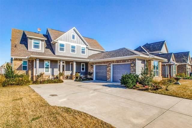 11907 Mulberry Drive, Mont Belvieu, TX 77535 (MLS #27425543) :: The Sansone Group