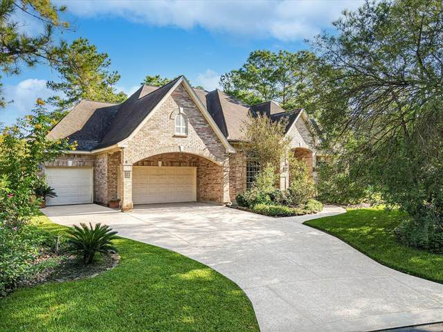 2 S Lakemist Harbour Place, The Woodlands, TX 77381 (MLS #27434488) :: My BCS Home Real Estate Group