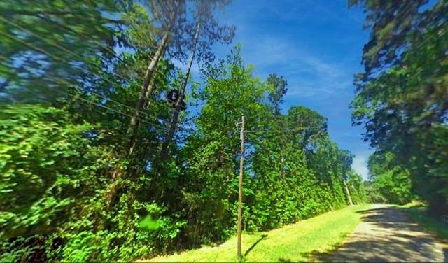 Lot 3-B Forest Glen, Conroe, TX 77303 (MLS #27435207) :: My BCS Home Real Estate Group