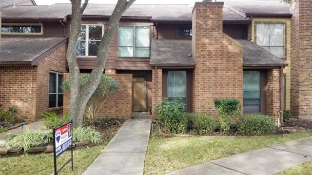 2340 Gemini Street, Houston, TX 77058 (MLS #27435659) :: The SOLD by George Team