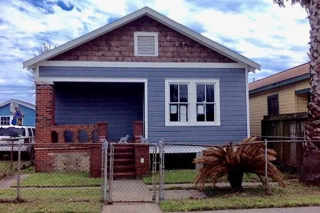 5617 Avenue K, Galveston, TX 77551 (MLS #27457419) :: The SOLD by George Team