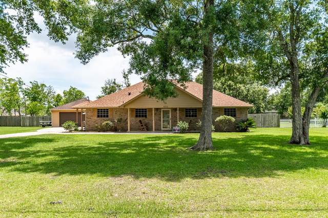 6210 Cajun Way, Baytown, TX 77523 (MLS #27461837) :: The Queen Team
