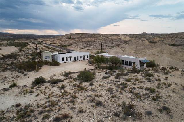 22724 N Fm 170 Street, Study Butte-Terlingua, TX 79852 (MLS #27462961) :: Michele Harmon Team