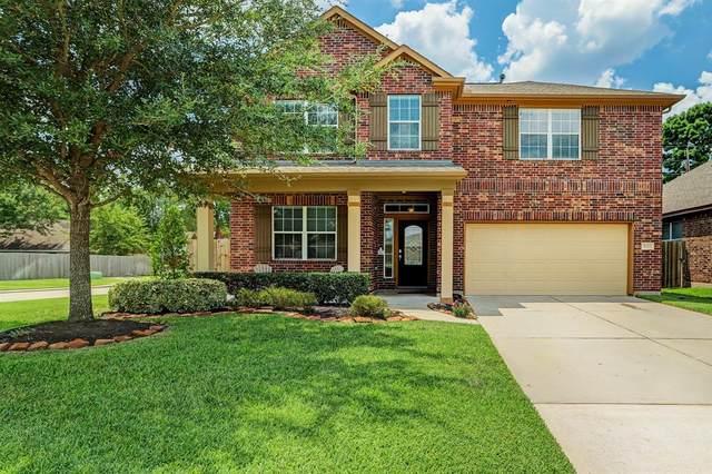 16103 Keystone Ridge Lane, Houston, TX 77070 (MLS #27467504) :: NewHomePrograms.com LLC