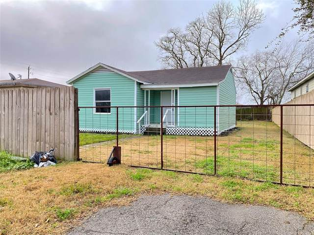 5905 Virginia Avenue, Hitchcock, TX 77563 (MLS #27470103) :: My BCS Home Real Estate Group