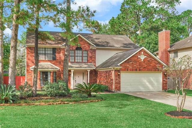 105 W Rainbow Ridge Circle, The Woodlands, TX 77381 (MLS #27479752) :: The SOLD by George Team