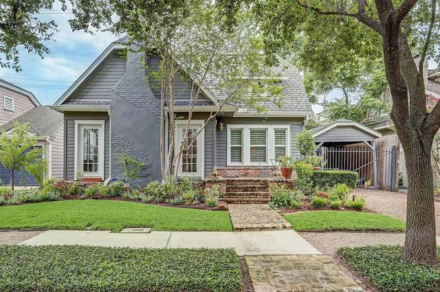 1620 Vassar Street, Houston, TX 77006 (MLS #27494565) :: The Wendy Sherman Team