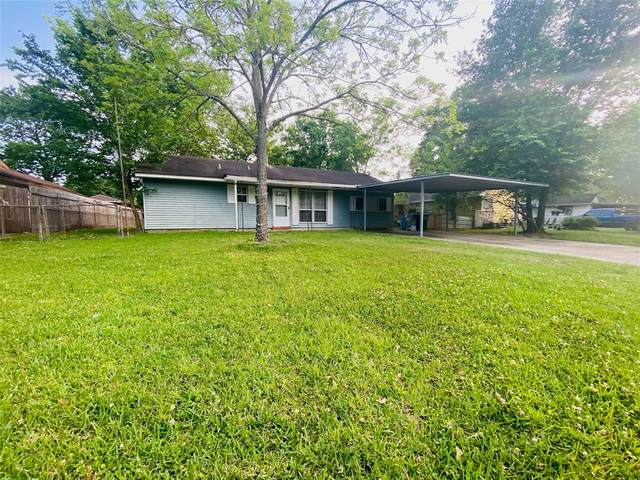 7034 Pinetex Drive, Houston, TX 77396 (MLS #2750011) :: The SOLD by George Team