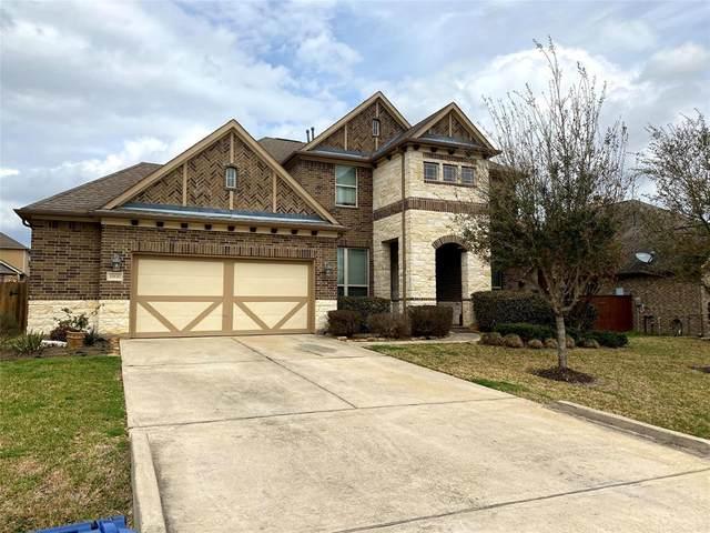 15830 Pine Country Boulevard, Tomball, TX 77377 (MLS #27505976) :: Keller Williams Realty