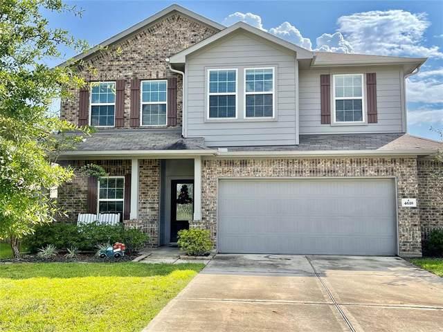 4618 Crescent Lake Circle, Baytown, TX 77521 (MLS #27521369) :: Texas Home Shop Realty