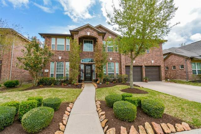 6834 Bears Path Lane, Missouri City, TX 77459 (MLS #27525977) :: The Sansone Group