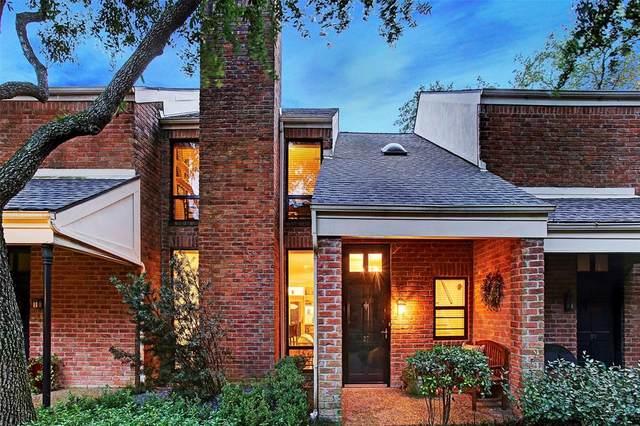 2901 Bammel Lane #27, Houston, TX 77098 (MLS #27528587) :: Michele Harmon Team