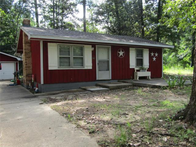 242 Perdilot Drive, Woodville, TX 75979 (MLS #27537972) :: The SOLD by George Team