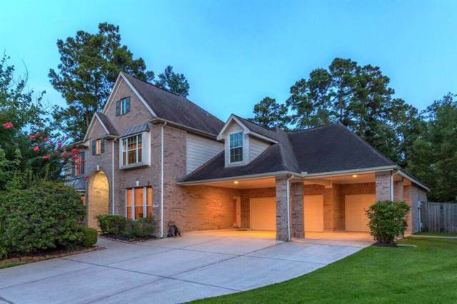 2 Graylin Woods Place, The Woodlands, TX 77382 (MLS #27541112) :: The Parodi Team at Realty Associates