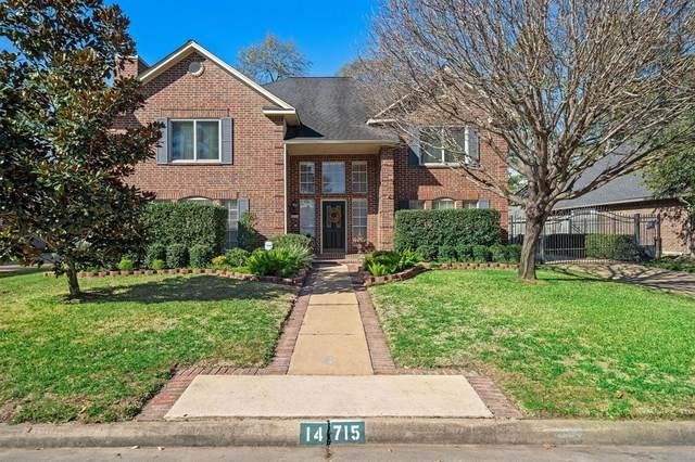 14715 N Eldridge Parkway, Houston, TX 77070 (MLS #27545637) :: The Sansone Group