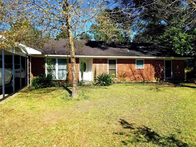 1513 Edgewood Street, Liberty, TX 77575 (MLS #27551077) :: The SOLD by George Team