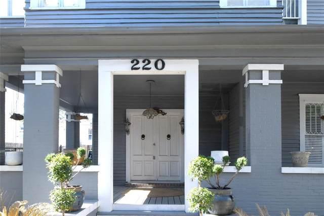 220 Marshall Street, Houston, TX 77006 (#2755606) :: ORO Realty