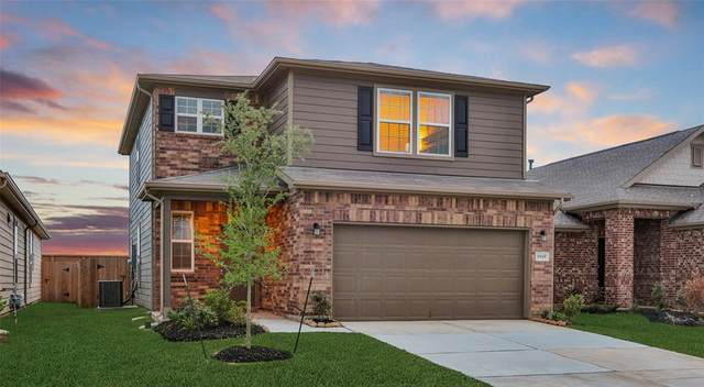 5919 Waggoner Ranch Trail, Katy, TX 77493 (MLS #27556650) :: The Queen Team