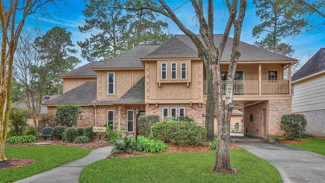 13011 Lake Mist Drive, Cypress, TX 77429 (MLS #27564631) :: The Home Branch