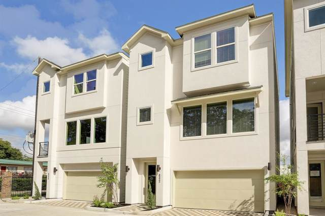 8320 Vista Bella Lane, Houston, TX 77055 (MLS #27573697) :: CORE Realty