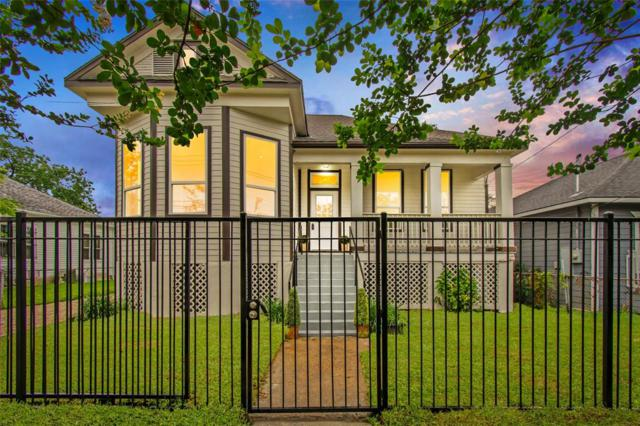2110 Freeman Street, Houston, TX 77009 (MLS #27588213) :: Texas Home Shop Realty