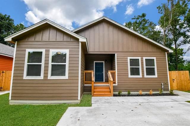 7921 Cora Street, Houston, TX 77088 (MLS #27595555) :: All Cities USA Realty