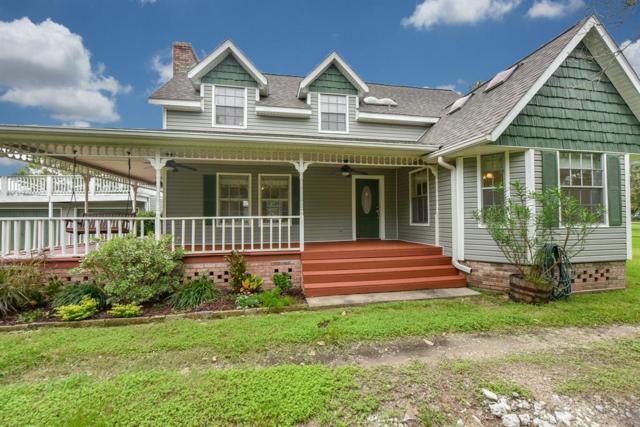 4910 Cark Street, Santa Fe, TX 77517 (MLS #27595991) :: The SOLD by George Team