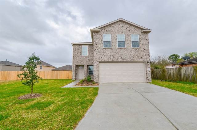 3727 Arbor Trails Drive, Humble, TX 77338 (MLS #27607706) :: The Heyl Group at Keller Williams