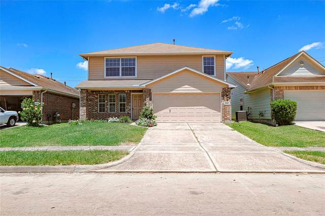 2130 Summit Meadow Drive, Houston, TX 77489 (MLS #27614940) :: The SOLD by George Team