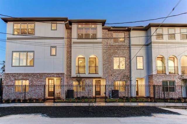 5205 Allen Street F, Houston, TX 77007 (MLS #2763074) :: Lerner Realty Solutions