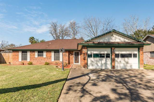 514 N Yaupon St, Richwood, TX 77531 (MLS #27631293) :: The Home Branch