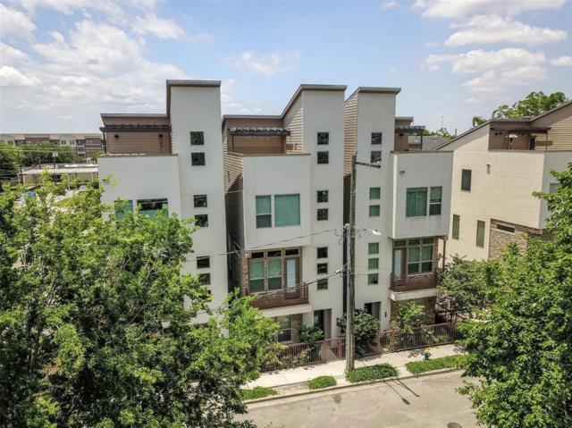 1423 Wagner Street, Houston, TX 77007 (MLS #27661400) :: The Heyl Group at Keller Williams