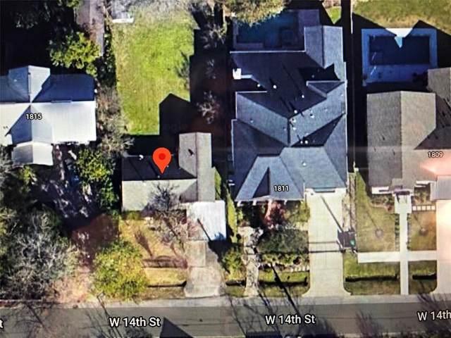 1813 W 14th Street, Houston, TX 77008 (MLS #27665268) :: The Home Branch