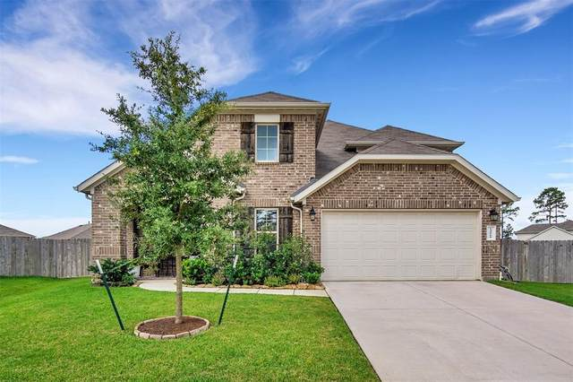 14019 Grape Island Court, Conroe, TX 77384 (MLS #27666182) :: The SOLD by George Team
