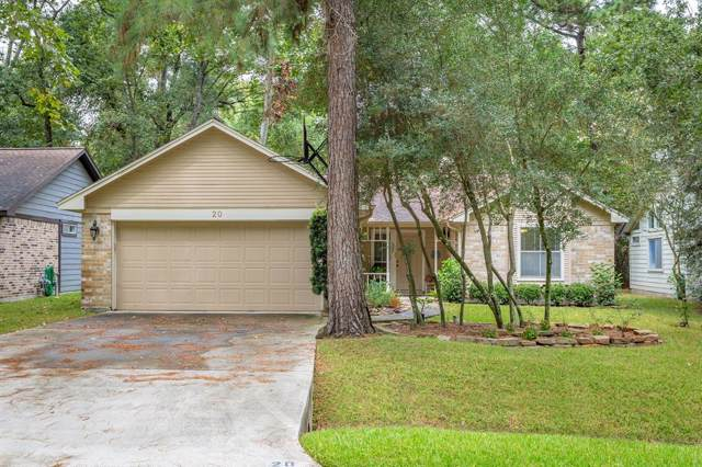20 Edgewood Forest Court, The Woodlands, TX 77381 (MLS #2767216) :: Giorgi Real Estate Group