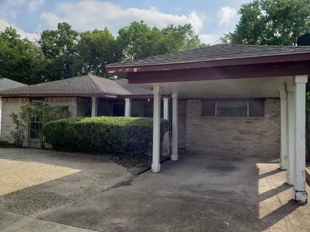 3722 Dreyfus Street, Houston, TX 77021 (MLS #27686603) :: The Jill Smith Team